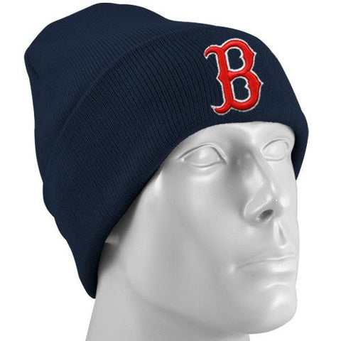 Boston Red Sox Knit Cap