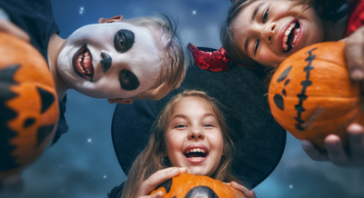 5 Healthy Trick-Or-Treat Alternatives to Candy