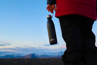 4 Clever Uses for Your Greens Steel Water Bottle