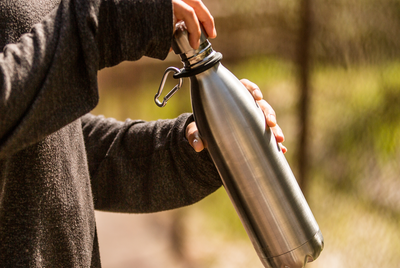 Picking a Water Bottle for The Outdoors