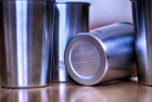 Stainless steel cups - greens steel
