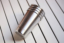 16 oz. stainless steel cups - Greens Steel - lifetime warranty