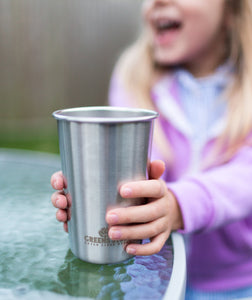 Stainless steel cups for kids - Greens Steel