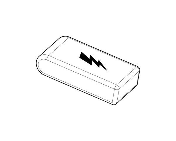 Positron Battery