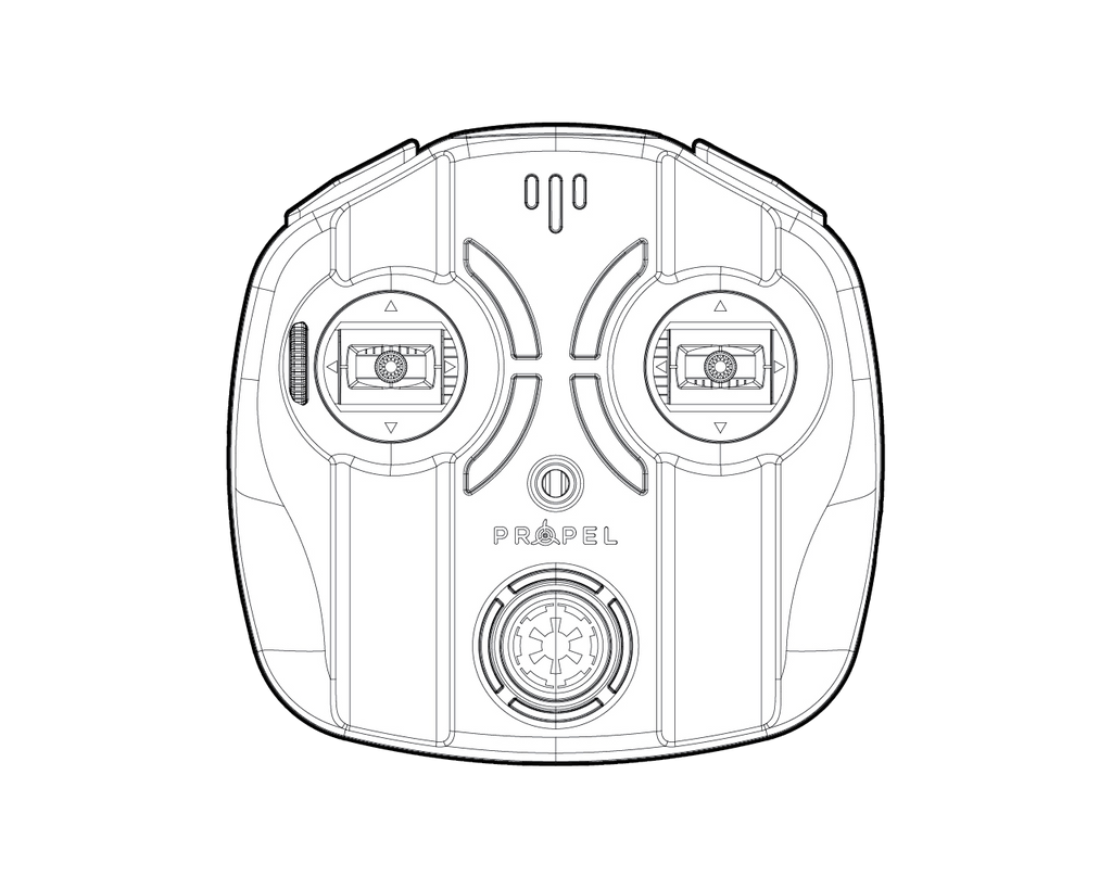 TIE Advanced Controller