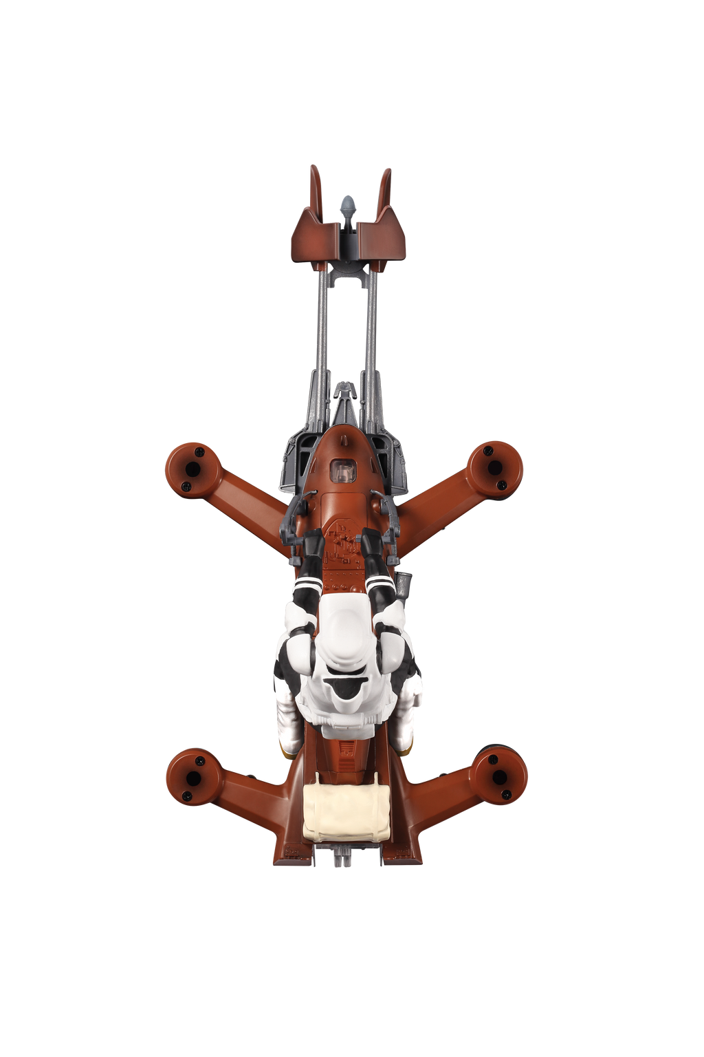 Star Wars 74-Z Speeder Bike Collectors Edition