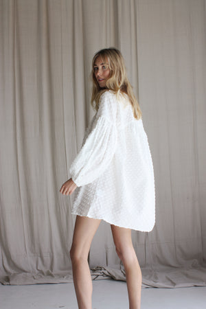 Belladonna Dress - White