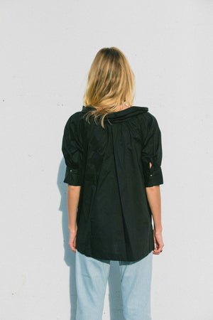 Victoria Blouse - Black