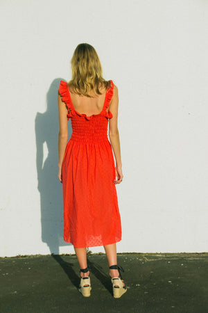 Patti Dress - Watermelon