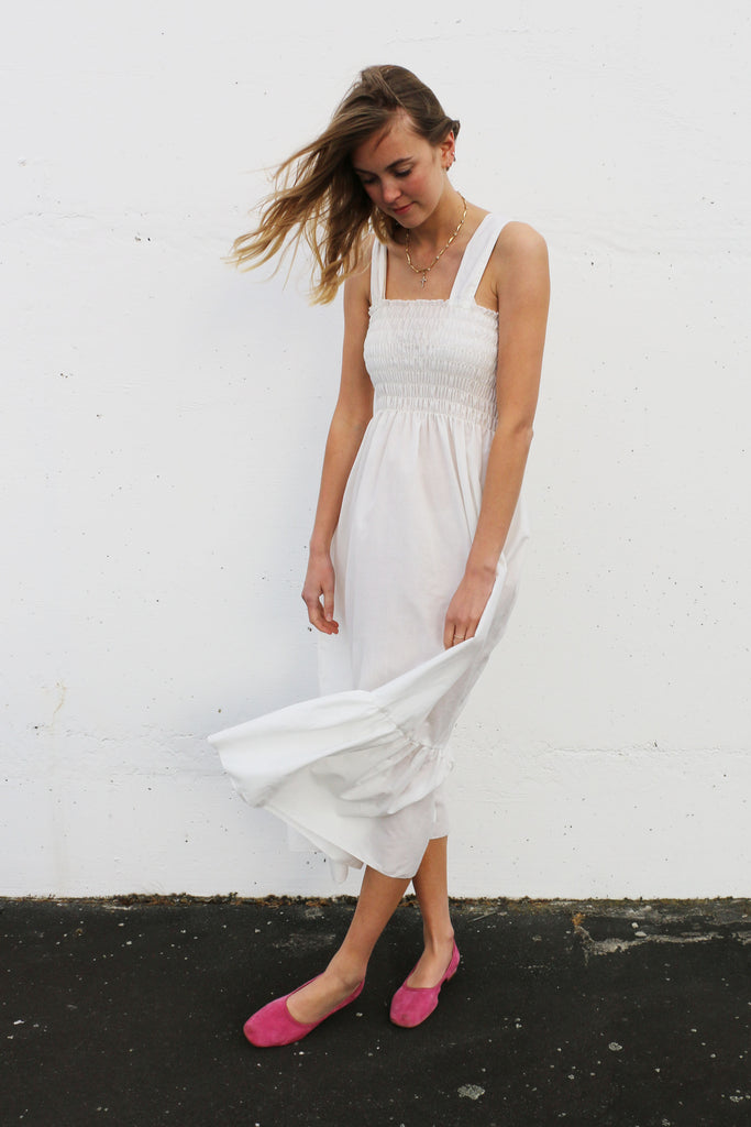 Penelope dress - Cream