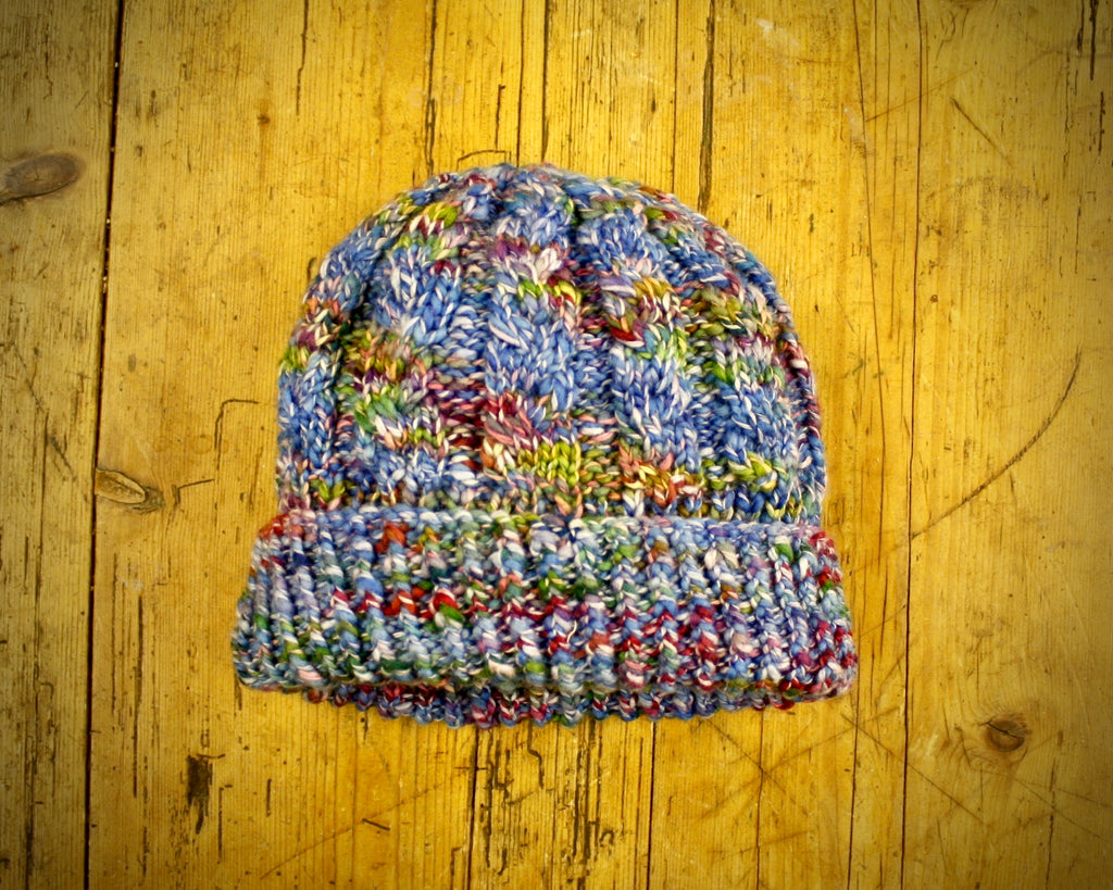Cable Woolly Hat