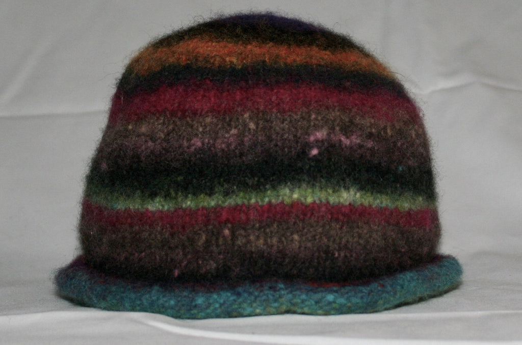 Felted hat