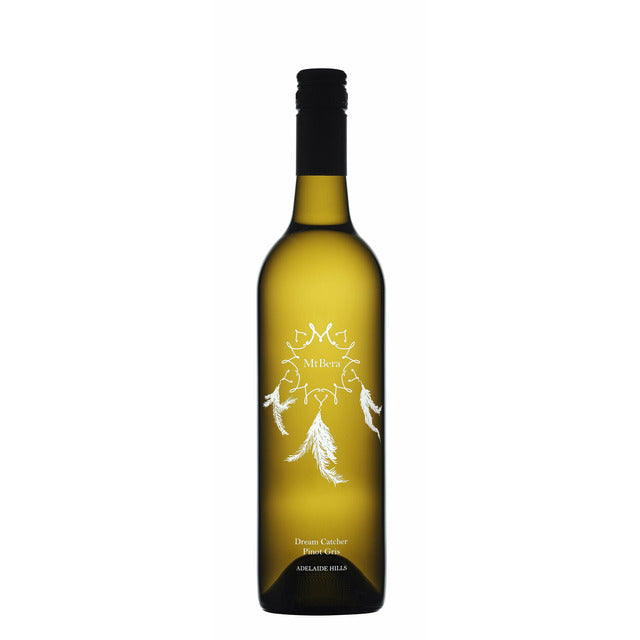 "Cheaper Buy The Dozen White Wine 2018 | Mt Bera Vineyards ""Dream Catcher"" Pinot Gris 