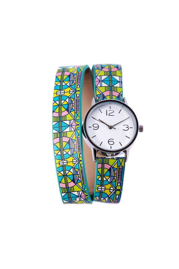 Ife Asante Edition Watch (NB! Watch length size: 38.5cm)