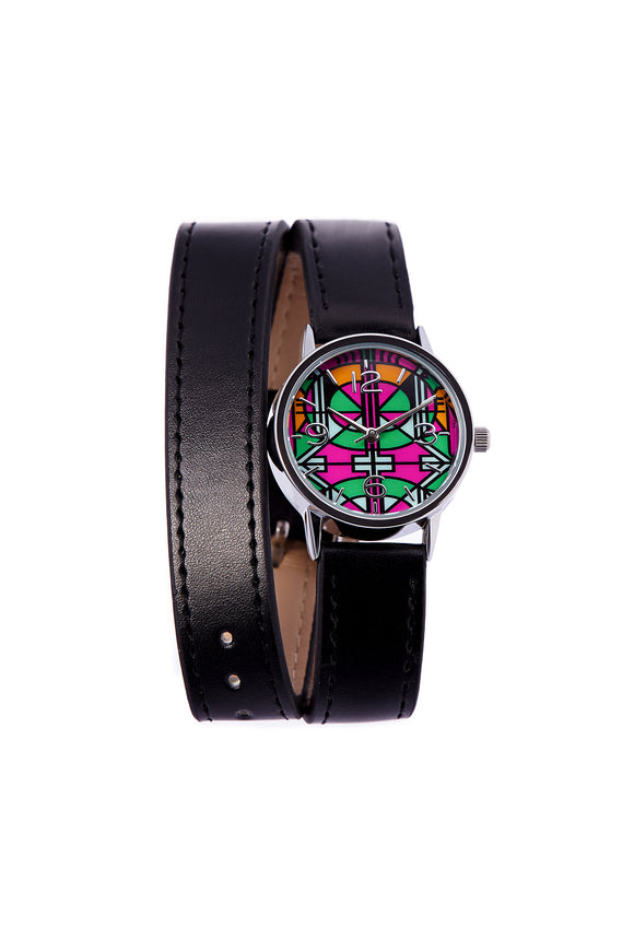 Aza Asante Edition Watch (NB! Watch length size: 38.5cm)