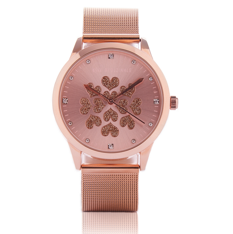 Rose Gold Adore Watch