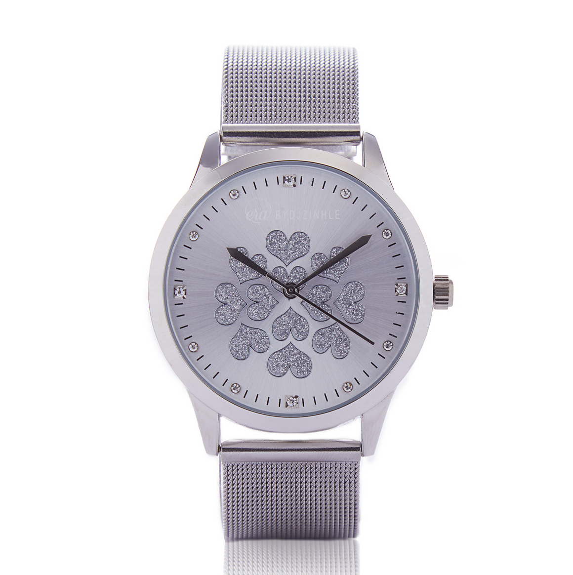 Silver Adore Watch