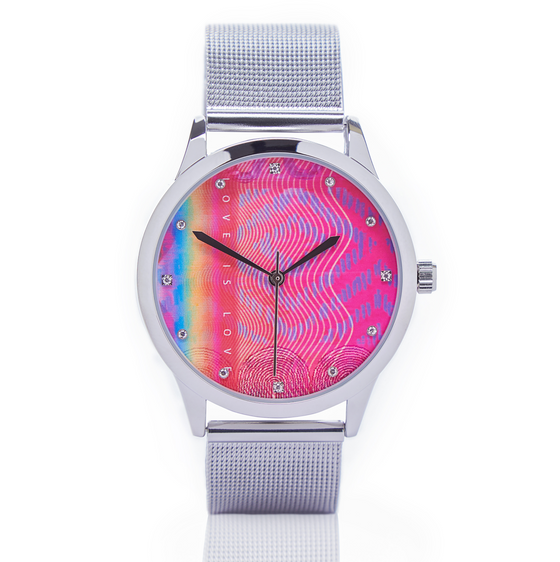Love is Love Glam-Up Watch