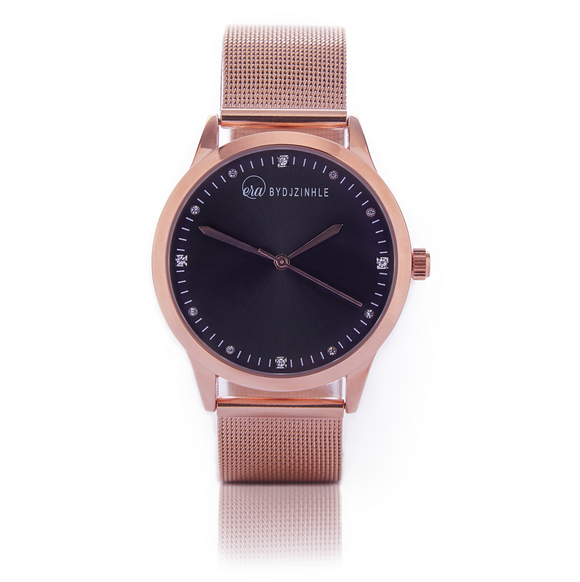 RoseGold Glam-Up Edition Watch
