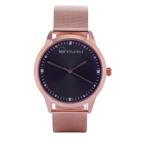 Rose Gold Glam-Up Edition Watch