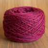 ManKnit Crimson Crystal - (On Blue-Mash) Aran 100g
