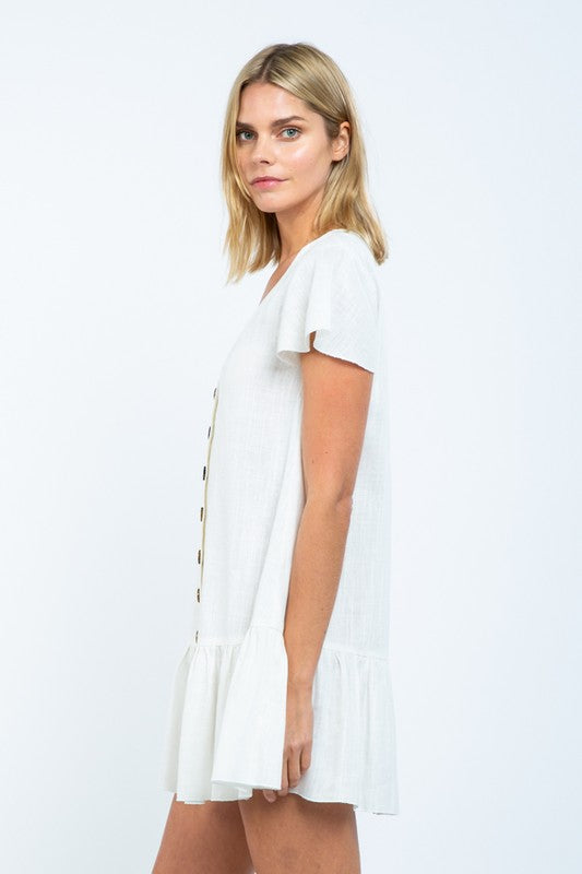 Ryder White Dress