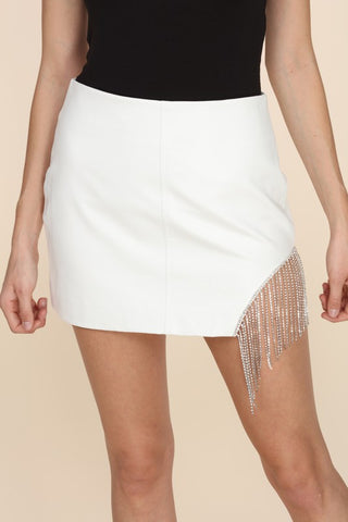 All The Way Mini Skirt