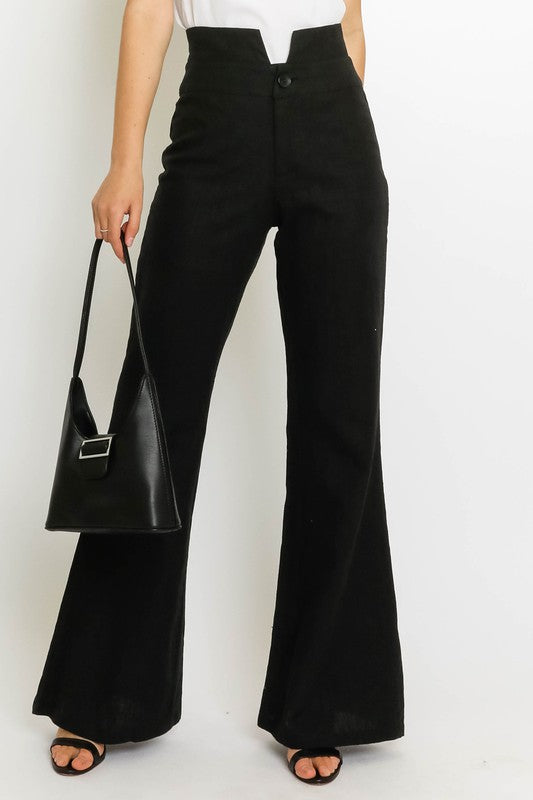MARGAID BLACK PANTS