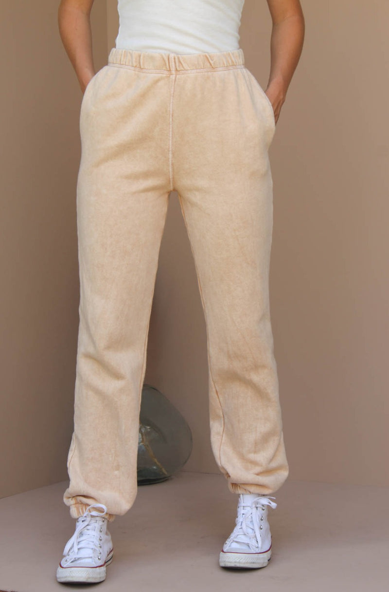 MARSHA FRENCH TERRY JOGGERS