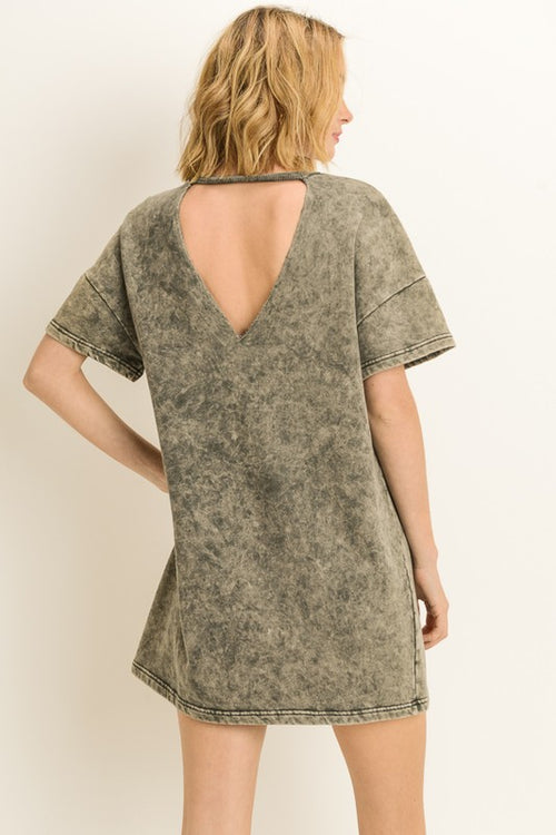 Natalie Shirt Dress