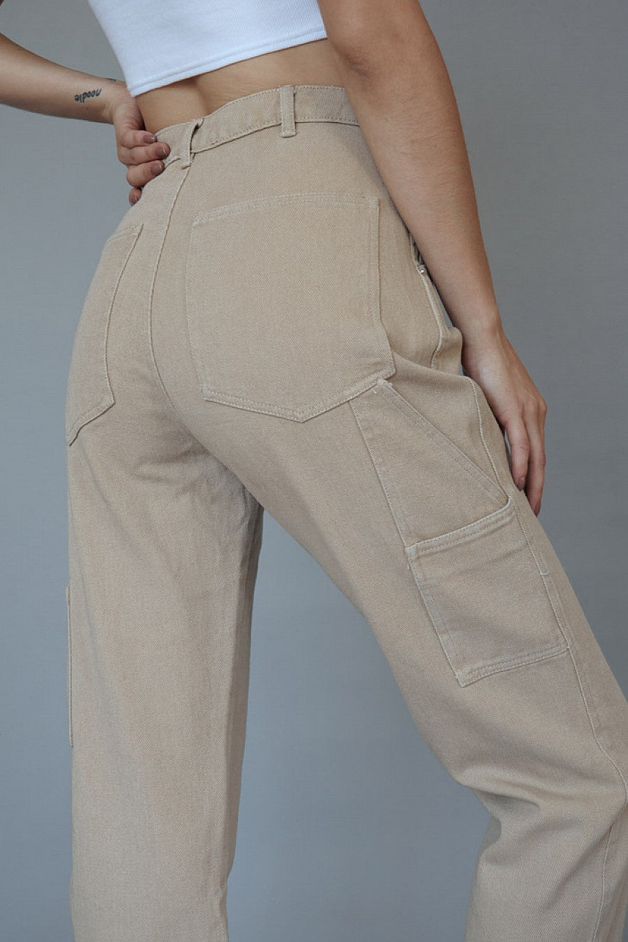 ELLA TAN PANTS