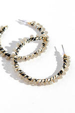 BINI HOOP EARRINGS