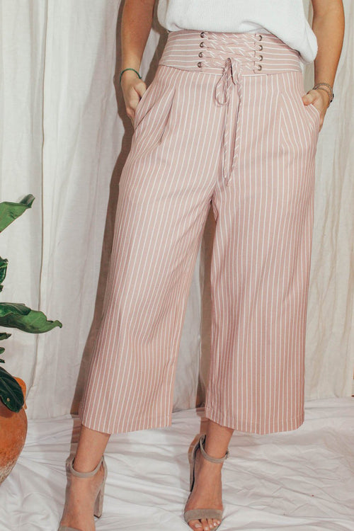 Carrington Mauve Pants