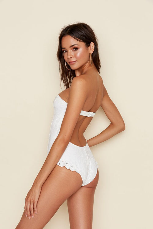 Duke Eyelet One Piece