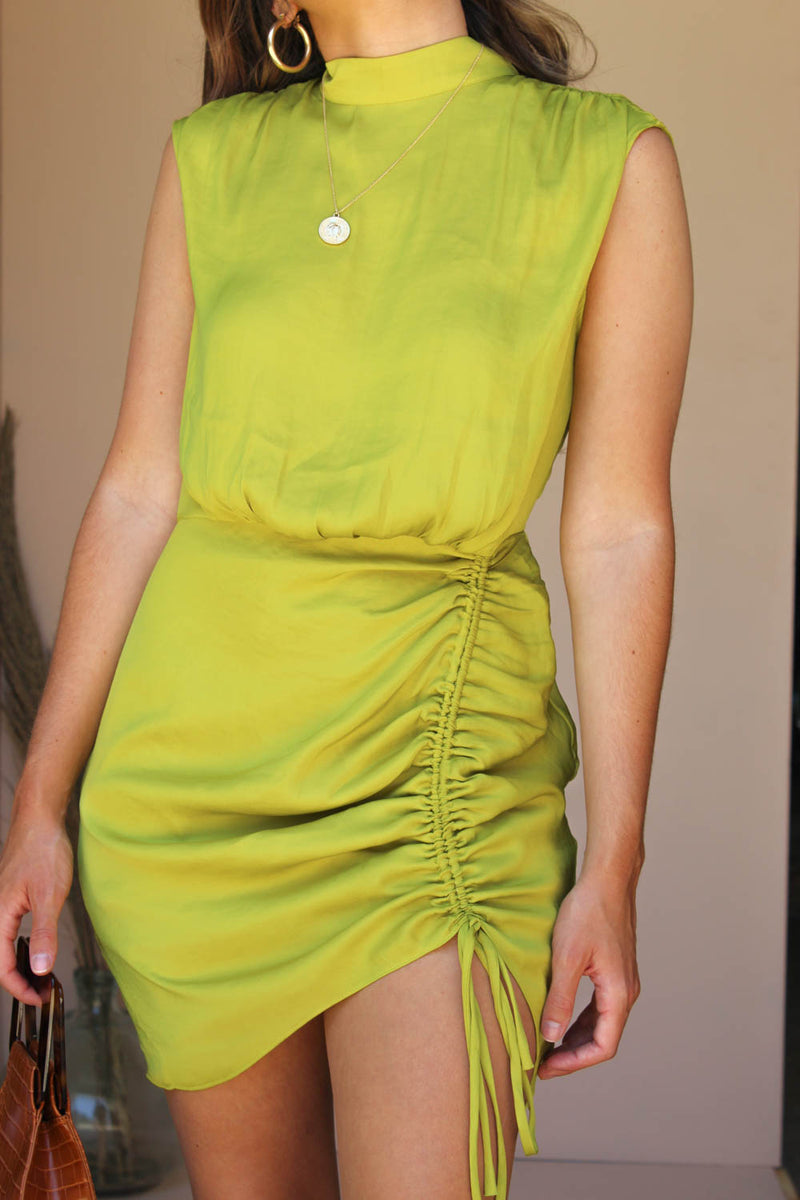 MALACHITE MINI DRESS