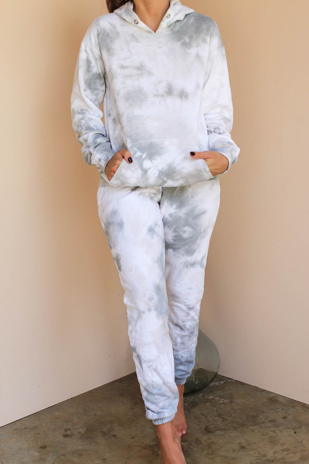 HADLEY TIE DYE SWEAT SET