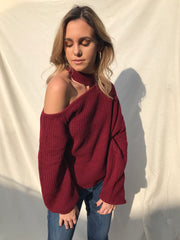 Arizona Brick Sweater