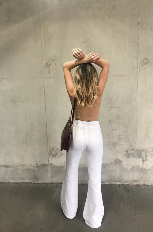 MARGAID WHITE PANTS