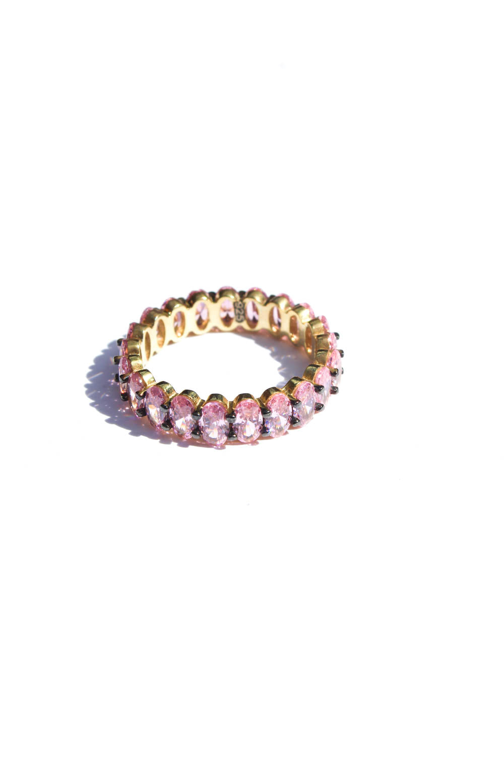 Decatur Pink Oval Band