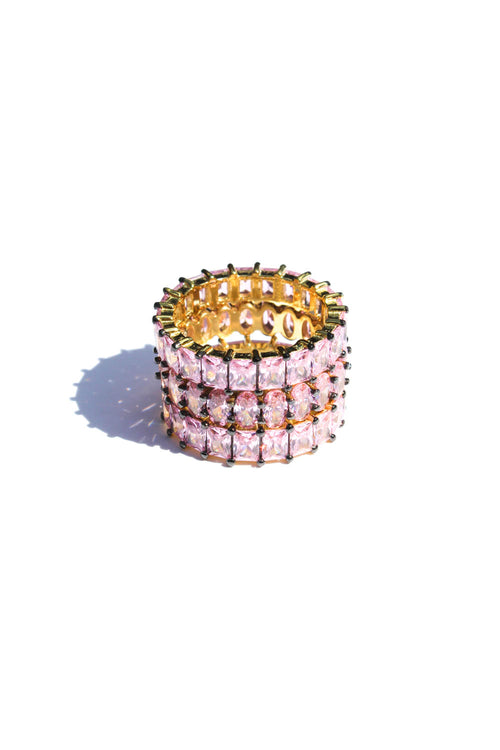 Felicity Pink Band
