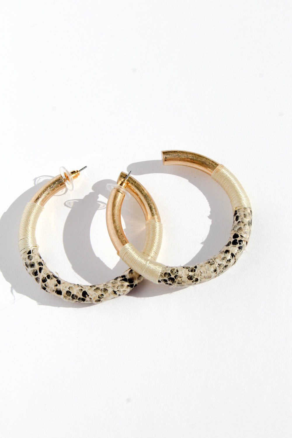LIRDA HOOP EARRINGS