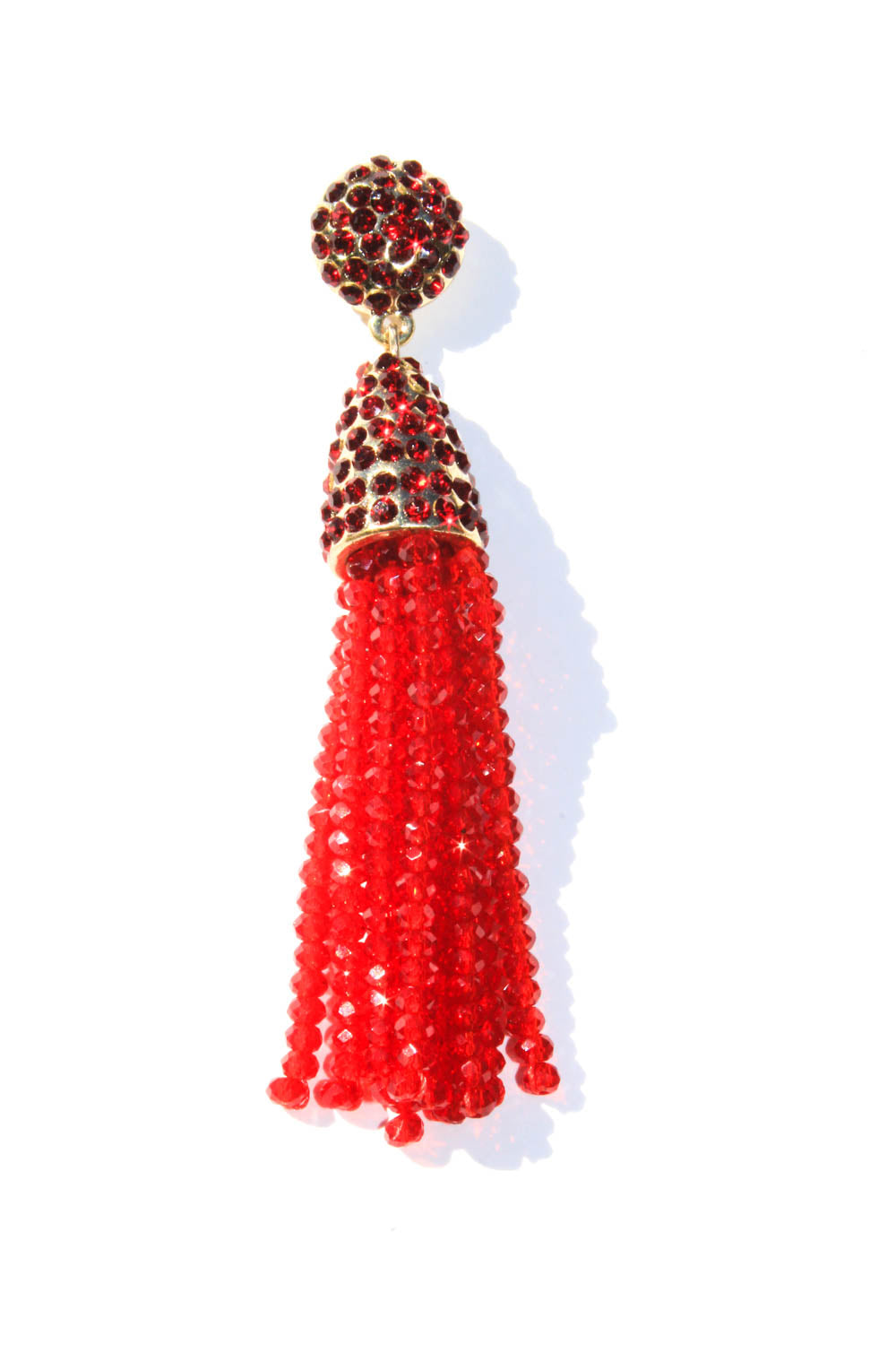 Londyn Tassel Earrings