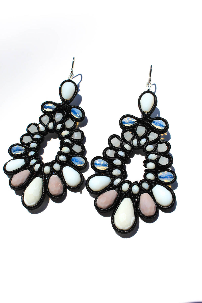 PEYTON BEADED EARRINGS