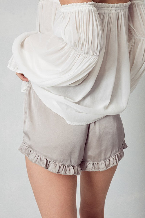 Altair Metallic Shorts