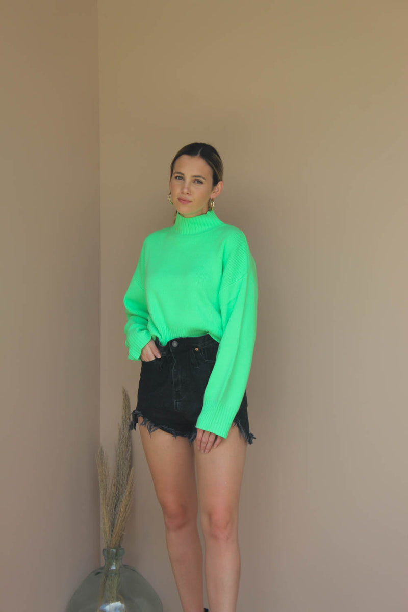 SOFIA NEON SWEATER