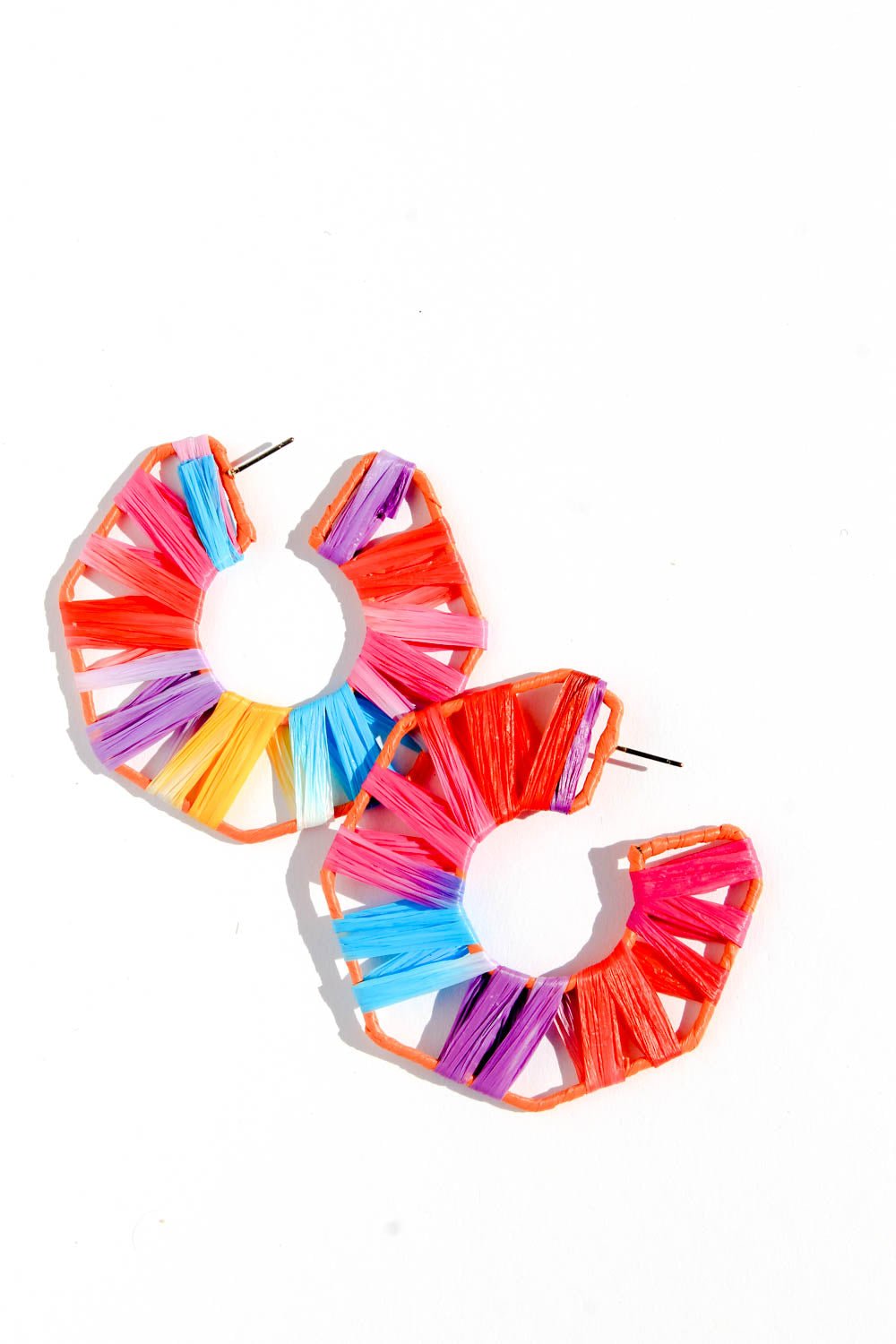 SOPHIA RAINBOW HOOPS