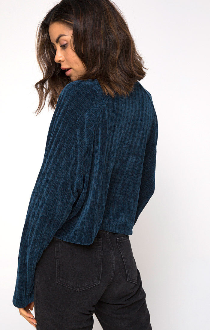 Brooklyn Cropped Sweater