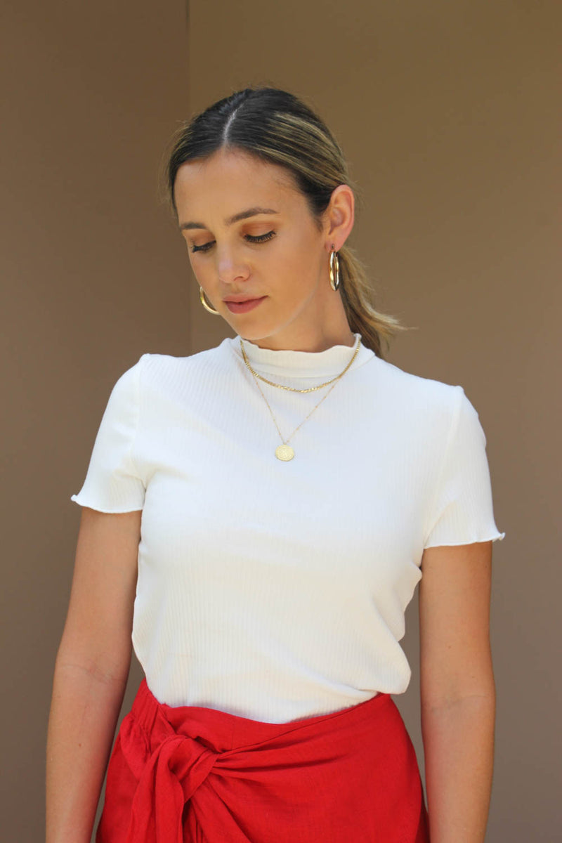 BEXLEY WHITE TOP