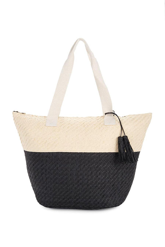 BEACH READY INSULATED TOTE