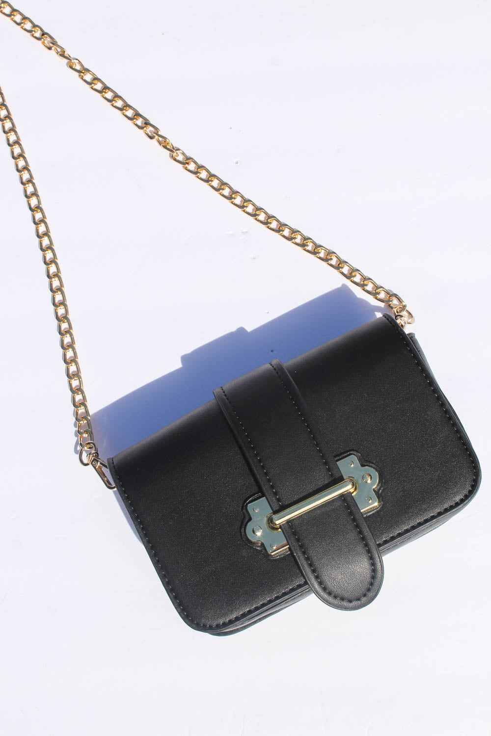 Raelynn Belt Bag Black